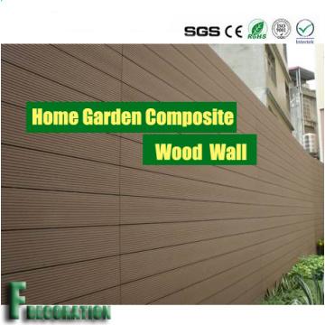 Impermeable compuesto del Decking de madera plástico WPC revestimiento de la pared