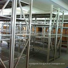 Steel Adjustable Medium Duty Shelving for Car Parts