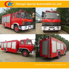4*2 Dongfeng Fire Fighting Trucks