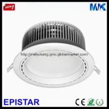 Modern lamps for room round aluminum Epistar led down lighting 36w