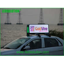 Controle 3G Full Color Top Taxi LED Video Display