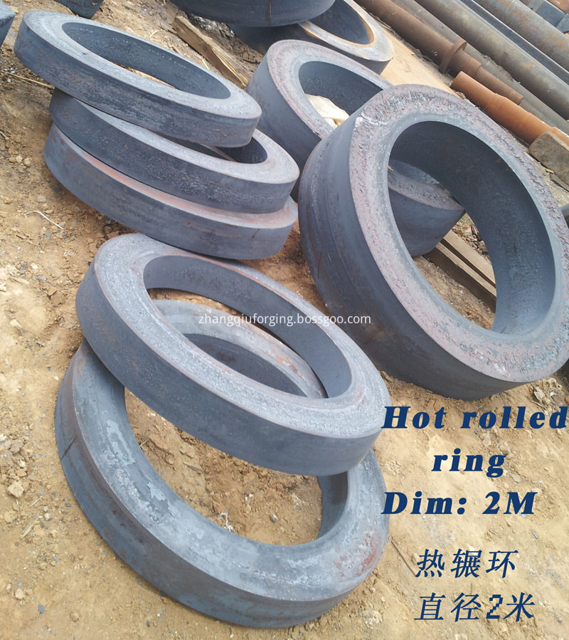 3m Rolled Ring Forging