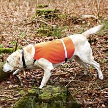Chaleco reflectante al por mayor del perro de la caza de la capa impermeable del perro