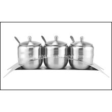 Stainless Steel Condiment Box