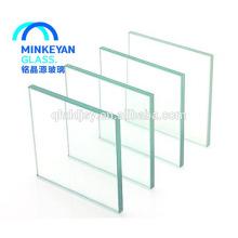 Folha de vidro temperado de 10mm