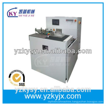 4 axis toothbrush tufting trimming combine machine