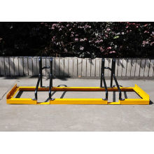Heavy Duty Steel Floor Bicycle Display Stand At Supermarket Park
