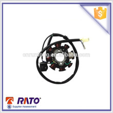 High Performance CB125D Motorcycle Stator Coil Magneto Stator Bobine pour scooter