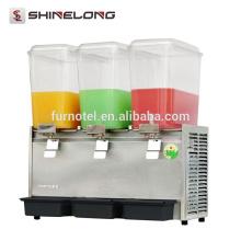 Máquina de dispensador de bebidas fria e frio comercial