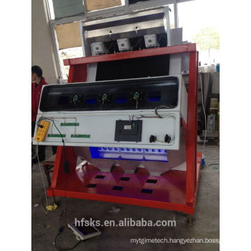 Best Rubber machine color sorter plastic pvc/plastics color sorter/plastic sorting machine