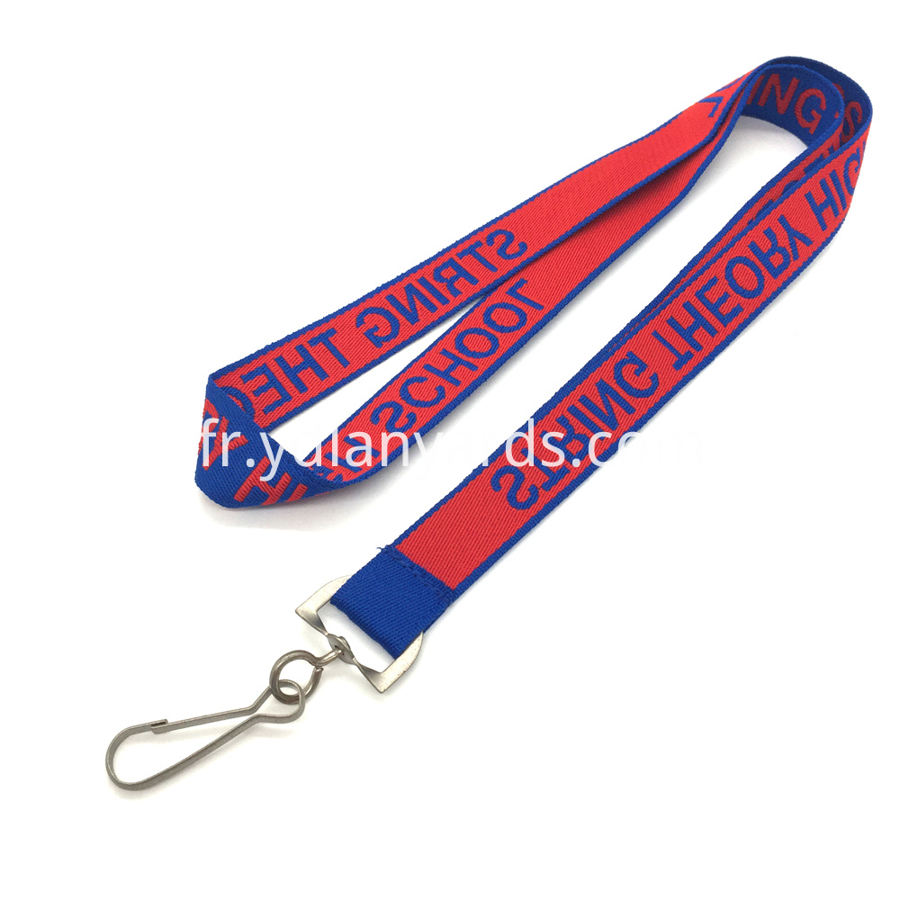cheap customized lanyard