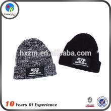 Chapeau tricot beanie hiver