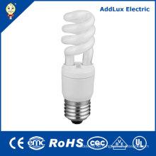 Schlanke CE UL 7W 9W 11W Spiral Energiesparlampen