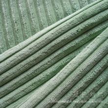 6W Schnitt Flor Polyester und Nylon Cordgewebe für Sofa