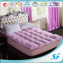 Cheap Alternative Feather Down Polyesterl Mattress Topper for Hotel