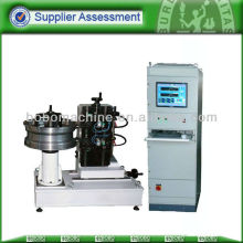 Wheel run out measuring machine