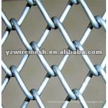 Valla multifunción de eslabones de cadena
