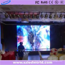 Módulo video interno da parede 192X192 do diodo emissor de luz da cor P6 completa