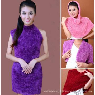 Lenço de nylon de alta qualidade taiwan para as mulheres (mu6603-1)