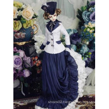 Europe Long dress Isabella for ball jointed Doll