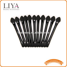Hot sale nature latex sponge eyeshadow make up brush for beauty care