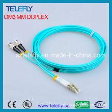 Cable de fibra FC-LC Om3