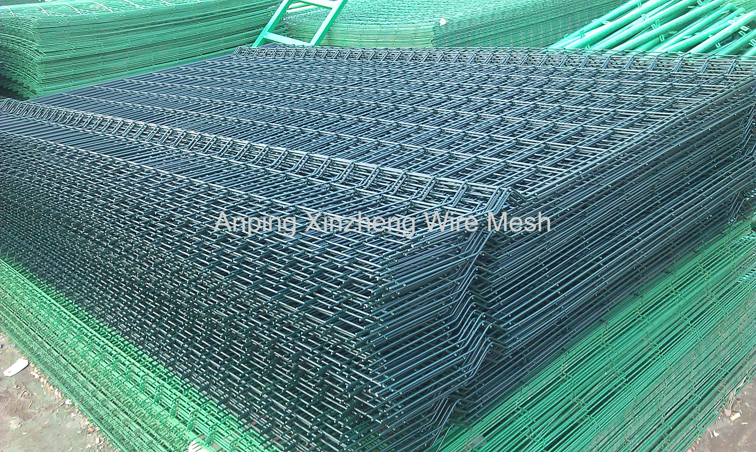 PVC Welded Wire Fencing