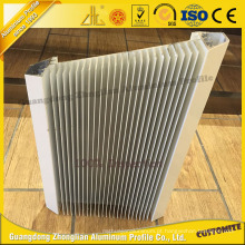 Dissipador de calor extrudado de alumínio do perfil do OEM