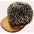 Latest custom design rivet snapback hat