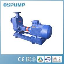 Pompe centrifuge industrielle industrielle d'eaux d'égout de ZW