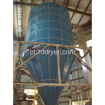 Química Usada Hot Sale High Speed ​​Centrifugal Spray Dryer for Formic Silicic Acid