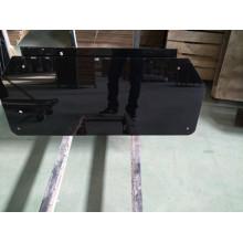 TV Stand Tempered Glass Shelf