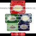 High-Grade Crow Poker Chip Set (760PCS) Ym-Scma001