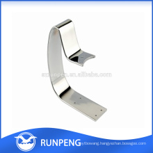 Stamping stainless steel brace housing with plating new design 2016