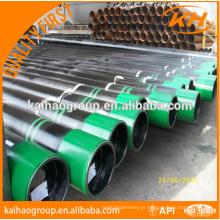 Tubo de tubulação de petróleo / tubo de aço China