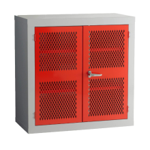 Heavy Duty Mash Door Steel Storage Cupboard