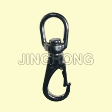SS: Swivel Eye Snap Steel Rigging