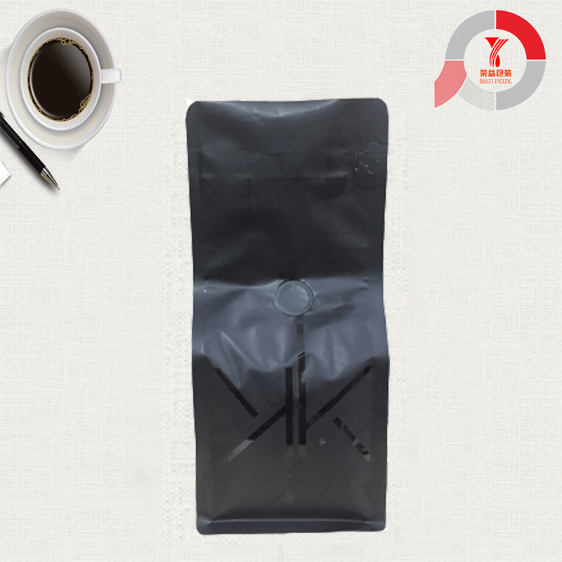 coffee bag back
