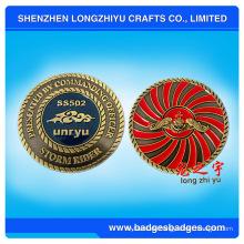 Europäische Stil Faddisch Demokratische Metel Münze aus China