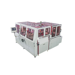 Automatic folding making machine