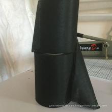 Pretender máscara de polvo tela de filtro de carbón activado no tejido