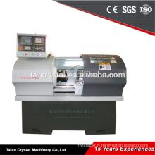 Mini cnc machine CK0632A compteur cnc tour machine de travail des métaux multi-usages