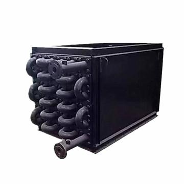 Economizador de tubo con aletas de hierro fundido para uso industrial