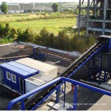 High Quality China Rubber Belt Conveyor, Conveying Machinefor Quarry