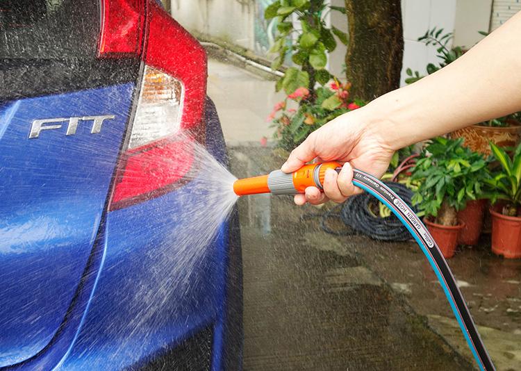 garden hose application