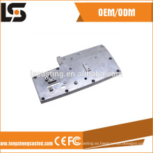 OEM longsheng fabricante máquina de coser industrial de material de aluminio