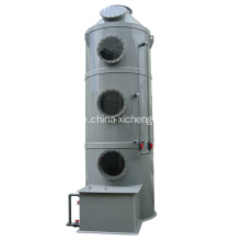 industrial waste gas treatment system washing tower