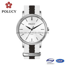 China Watch Manufacturer OEM Women Watch Nylon
