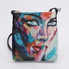 Hot Selling Fashion PVC leather bag New designed ladies bag for Women