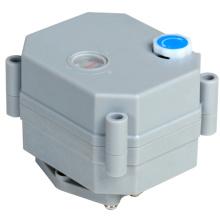 Actuador motorizado de la válvula de DC12V para la válvula motorizada